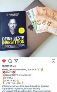 Deine beste Investition