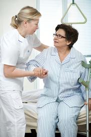 Gesundheit von Pflegekräften absichern